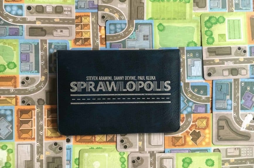 Sprawlopolis Review: the Biggest Microgame