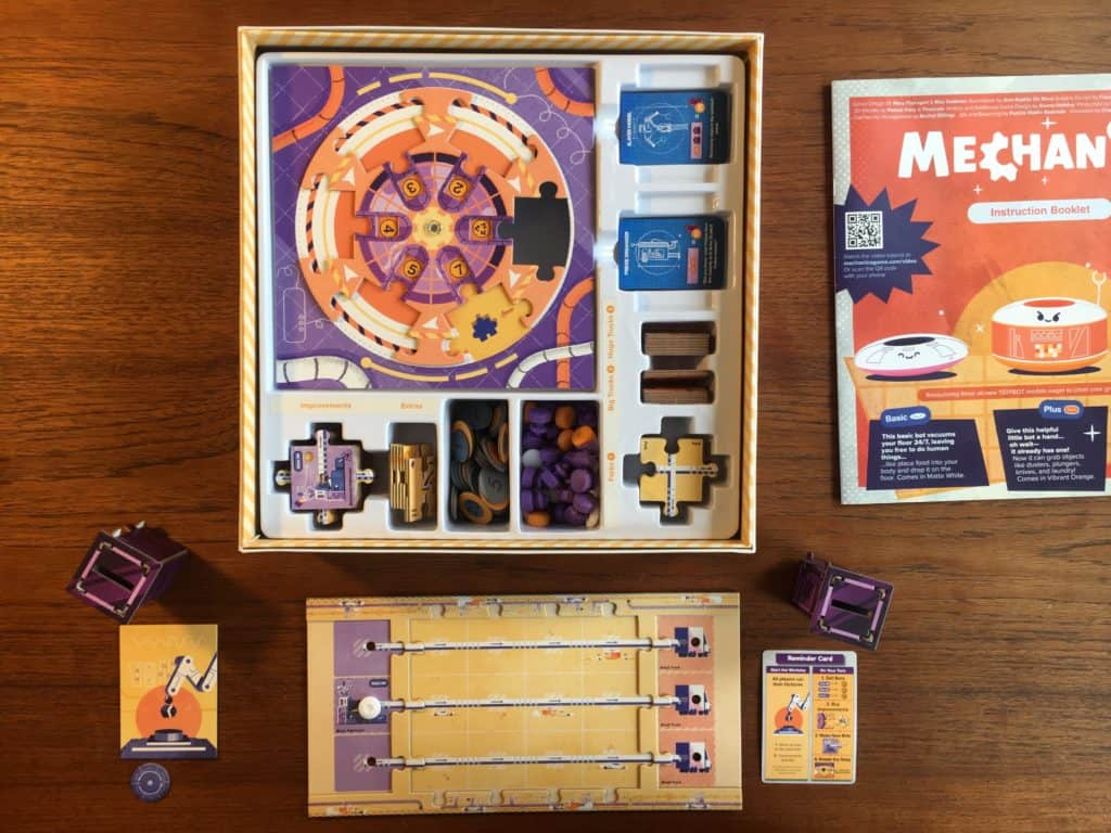 Mechanica Game Review